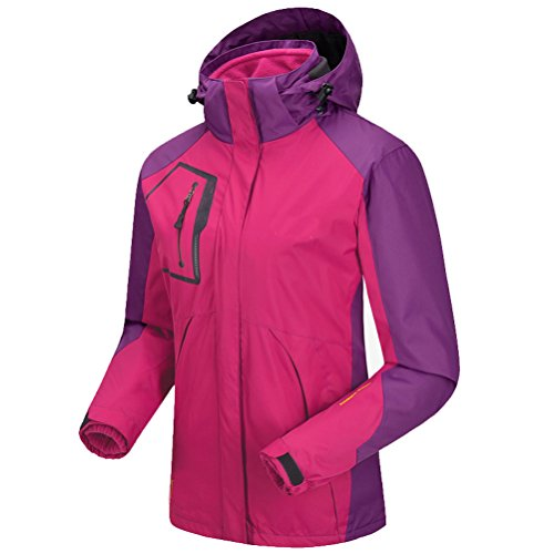 Laixing Alta qualità Buena Calidad Waterproof Breathable Outdoor Clothing Women Mountaineering Ski Jackets 908
