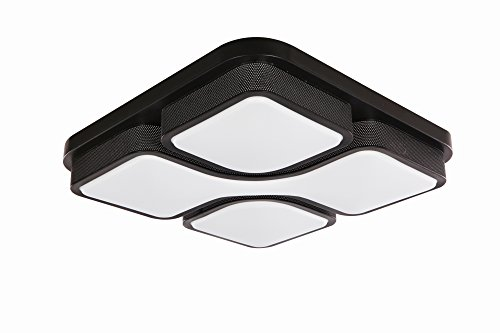 Plafoniera Led Soffitto Design : Mctech w led moderna plafoniera pannello luminoso di soffitto