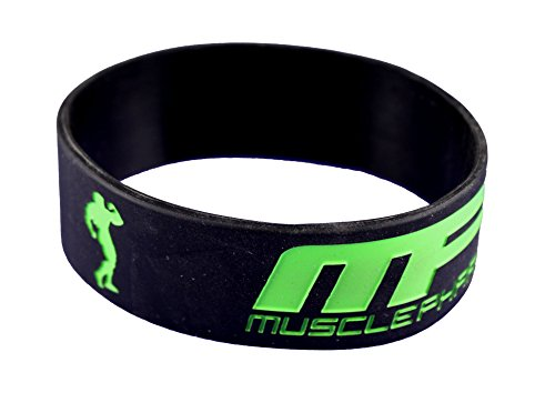 eshoppee mp beast mode wrist band bracelet for man and women (1 pcs, Black)  available at amazon for Rs.109