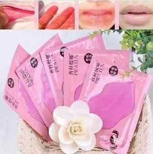 Generic Generic  Lip Plumper Crystal Collagen Lip Mask Pads Moisture Essence Anti Ageing Wrinkle