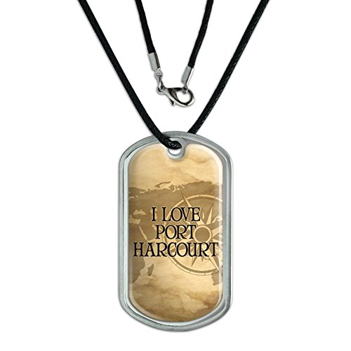 dog-tag-pendant-necklace-cord-places-no-ri-port-harcourt