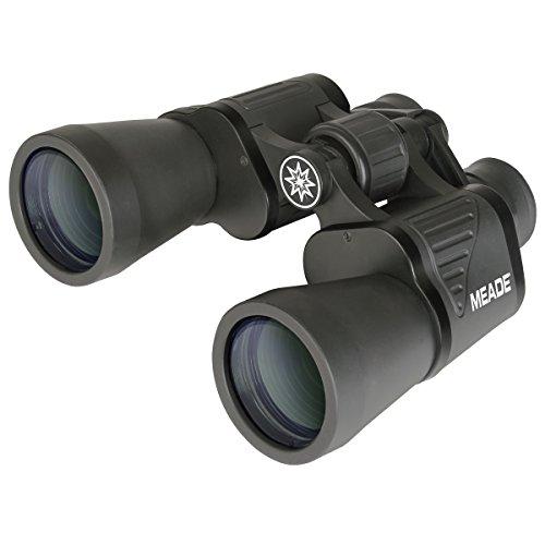 Meade Instruments TravelView Binocular Porro Negro