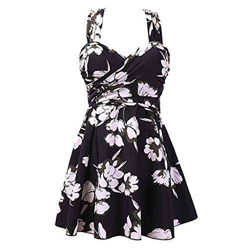 3 Stück Petite Anzug (Bfmyxgs Fashion Bikini für Frauen Damen EIN Stück Badeanzüge für abnehmen Monokini Bademode Badeanzüge HalterSwi Bikini Bademode Bodysuits Monokini setzt Tankini Bademode)