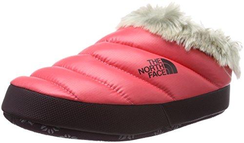 The North Face W Nse Tent Mule Faux Fur Ii, Zoccoli Donna, colore multicolore (shdpgrtrd/cldgy nlp), taglia XS (36- 38)