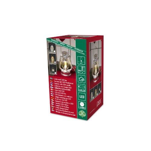 Konstsmide 4129-800 - Farolillo luces LED 15 x 50
