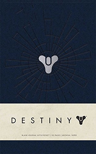 Destiny Ruled Journal (Insight Edition Journals) by Insight Editions (23-Oct-2014) Hardcover