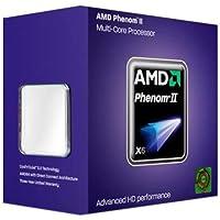 AMD Sockel AM3 Phenom II X6 1055T Box Prozessor (2800MHz, L2/L3-Cache)