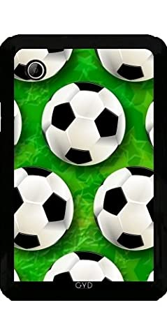Coque pour Samsung Galaxy Tab 2 P3100 - Motif Ballon De Football De Football by BluedarkArt