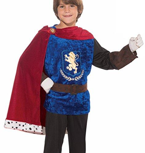 Forum Neuheiten F70597-S Jungen Prince Charming Kost-m Gr--e Medium (Prince Charming Kind Kostüme)
