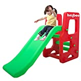 Baybee Playgro Plastic Super Senior Slide for Kids Garden Slider for Kids Suitable