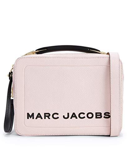 5a524e35a6 Marc Jacobs Da Donna la scatola 20 borsa in pelle di ciottoli Unica Taglia  Rosa