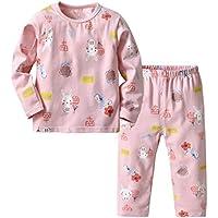 Beikoard_Ropa de Niño y Niña,Niño Ropa Niña Ropa Bebe Ropa Pijamas con Estampado de
