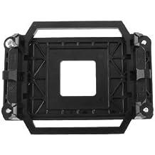 SODIAL(R) Nero Ventilatore Fermo Modulo staffa per AMD Socket 940 CPU AM2