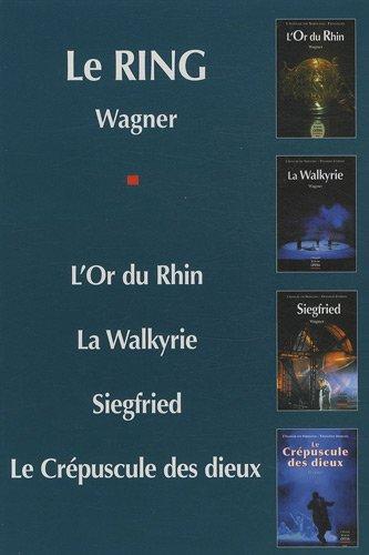 L'Avant-Scène Opéra : Le Ring : Coffret 4 volumes