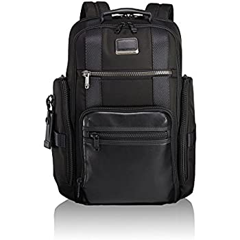 Tumi Alpha BravoLondon Roll-Top Backpack 15