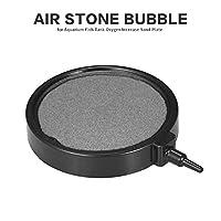 Goolsky Air Bubble Stone Bubble Diffuser for Aquarium Fish Tank Oxygen Increase Sand Plate