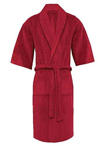 Royal Comfort - Robe de chambre - Femme Bordeaux