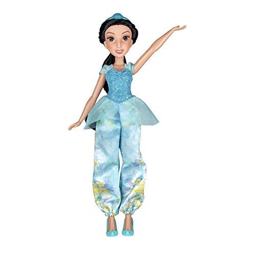 Disney Princess- Jasmín Brillo Real (Hasbro E0277ES2)