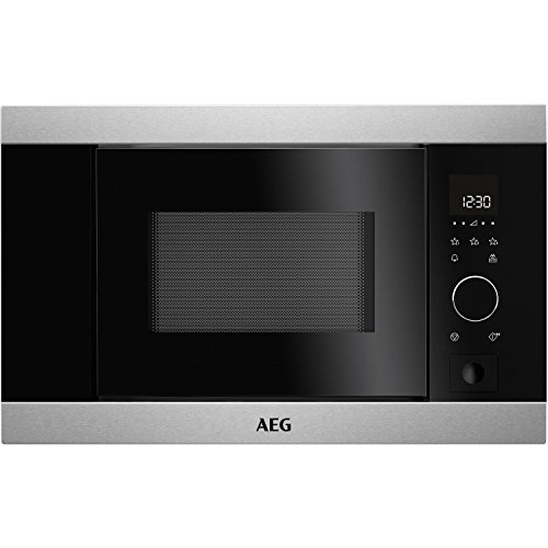 AEG MBB1756S-M Built-in 800W 17L Microwave Stainless Steel Antifingerprint