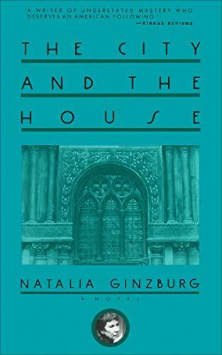 The City and the House: A Novel (English Edition) por Natalia Ginzburg