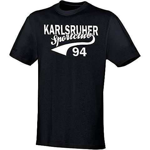 Jako Karlsruher SC T-Shirt colore nero 94