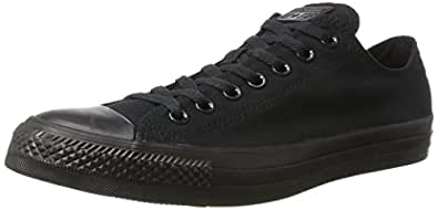 Converse Unisex Chuck Taylor All Star Oxfords Black 3.5 D(M) US