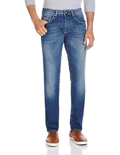 GAS Anders, Jeans Uomo, Blu, 33