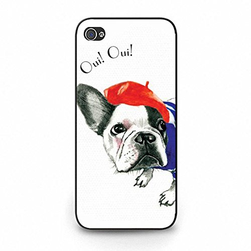 Iphone 5c French Bulldog Shell Cover,Personality Cusom French Bulldog Phone Case Cover for Iphone 5c French Bulldog Special Color173d