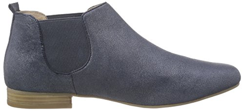 Caprice 25301 Damen Chelsea Boots Blau (Blue Metallic 892) MbSdwfUPyz