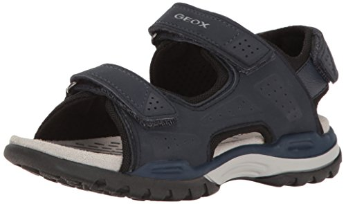 Geox J720RB 000BC Sandals Kind, Blau, 35 EU