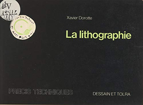La lithographie (French Edition)