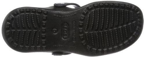 crocs Damen Cleo Iii Women Sandalen Schwarz (Black/Black)