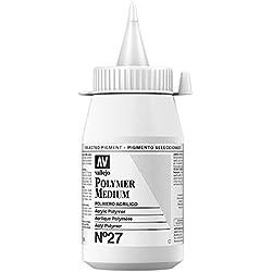 Vallejo : Studio Acrylic : 500ml : Acrylic Polymer Medium