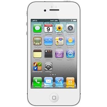 Apple iPhone 4 16GB SIM-Free - White  Amazon.co.uk  Electronics f830136bc0