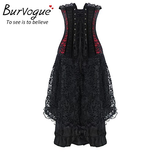 Burvogue -  Vestito  - Donna Red 1