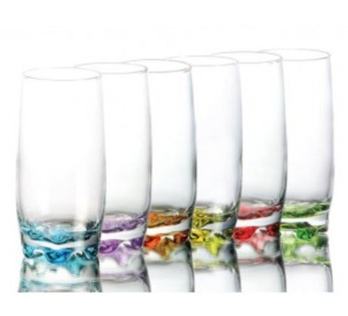 set-of-6-highball-clear-glass-contemporary-multicoloured-350ml-water-juice-cocktail