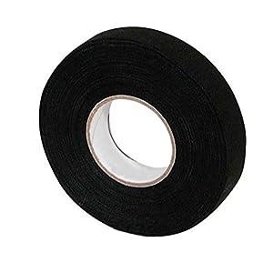 Tape für Eishockey schwarz, Schlägertape Hockey 24mm