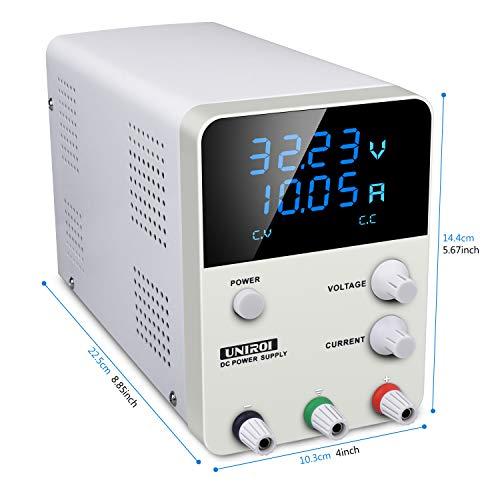 Zoom IMG-2 uniroi alimentatore da banco laboratorio