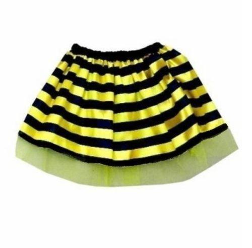Kostüme Tutu Bumble Bee (Kids Bumble Bee Tutu Kostüm Kleid Halloween Ohren Animal Zubehör Set von)