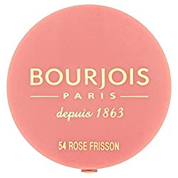 Bourjois Little Round Pot Blush - 2.5g (54 Rose Frisson)