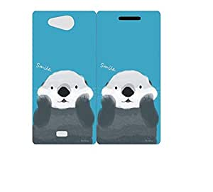 Techno Gadgets Back Cover for Micromax Canvas Play Q355