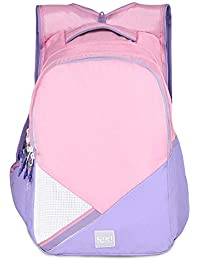 Wildcraft 32 Ltrs Pink Casual Backpack (11992 Pink)