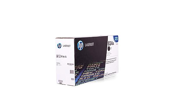 Hp Original Bildtrommel Passend Color Laserjet Cm 6040 Series 824a 824abk 824ablack No824a No824abk No824ablack Cb384a Premium Trommel Schwarz 35000 Seiten Bürobedarf Schreibwaren