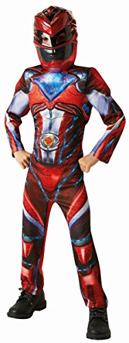 - Deluxe Power Ranger Kostüme