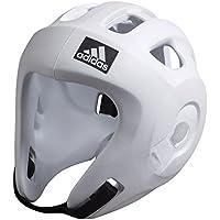 Adidas Casco Protector Adizero Moulded Headguard, Blanco, XL, ADIBHG028