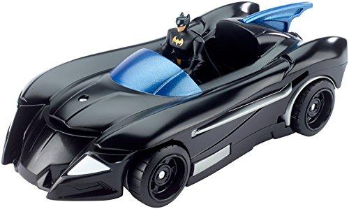 Justice League Action dwm48Batmobil und Fledermaus Jet Fahrzeug Spielzeug