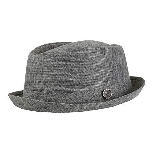 Chillouts Balboa Hat Gr. L-XL [58-61] in der Farbe Grau NEU ! ! !