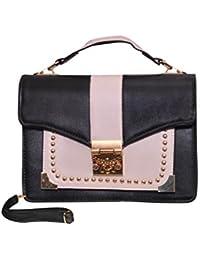 Amit Bags Beautiful PU Handbag For Girls /women's - B078BF52Z3