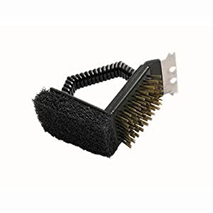 Landmann 0207 3-in-1 Barbecue Grill Brush