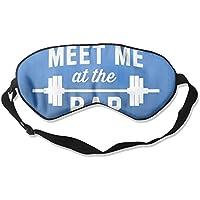 Meet Me At The Bar 99% Eyeshade Blinders Sleeping Eye Patch Eye Mask Blindfold For Travel Insomnia Meditation preisvergleich bei billige-tabletten.eu